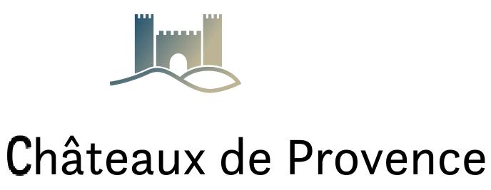 Beaux châteaux de Provence